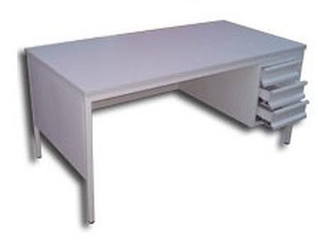 Biurko, 3 szuflady (wymiary: 1400x800x750 mm) 77157070