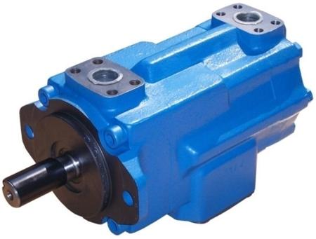 DOSTAWA GRATIS! 01539224 Pompa hydrauliczna łopatkowa dwustrumieniowa B&C (objętość robocza: 79,3 + 34,1 cm³, maks. prędkość: 2200 min-1 /obr/min)