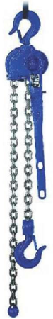 DOSTAWA GRATIS! 2202554 Wciągnik dźwigniowy, rukcug z łańcuchem ogniwowym RZC/3.2t (wysokość podnoszenia: 2,5m, udźwig: 3,2 T)