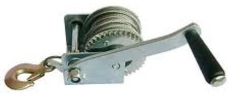 DOSTAWA GRATIS! 22043654 Wciągarka linowa RRZ 1,2 (długość liny: 10m, udźwig: 1,2 T)