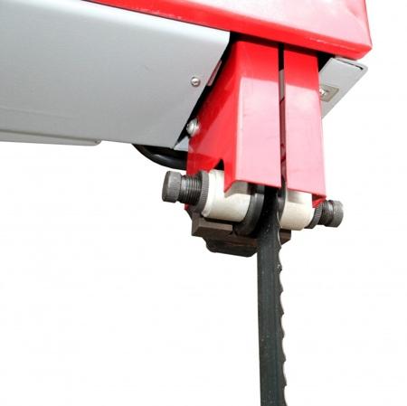 DOSTAWA GRATIS! 44349950 Piła taśmowa Holzmann (szerokość/wysokość cięcia: 800/500 mm, wymiary stołu: 1030x600 mm)