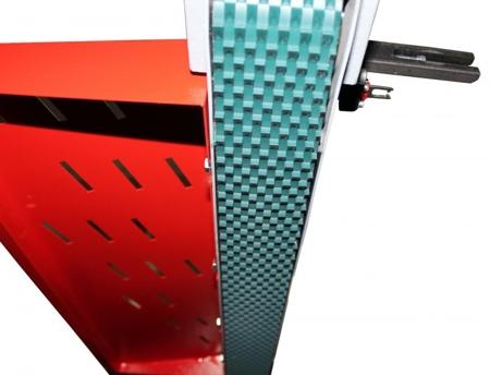 DOSTAWA GRATIS! 44349982 Okleiniarka Holzmann (zakres grubości obrabianego elementu: 10 - 45 mm, wymiary blatu: 2200 x 400 mm)