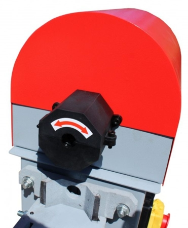 DOSTAWA GRATIS! 44350006 Wiertarka dłutarka do długich otworów Holzmann 400V (max. szerokość wiercenia: 290 mm, max. głębokość nawiercania: 140 mm)