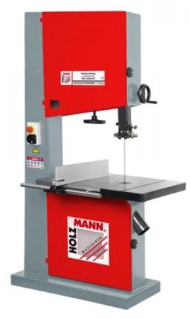 DOSTAWA GRATIS! 44353132 Piła taśmowa do drewna Holzmann (max szer. cięcia: 580 mm, wymiary stołu: 700x608 mm)