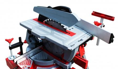 DOSTAWA GRATIS! 44353140 Piła stołowa oraz ukośnica Holzmann (tarcza piłu: 305/30mm, moc: 2 kW)