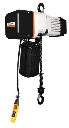 Elektryczna wciągarka łańcuchowa hakowa Unicraft (udźwig: 0,5 T, wysokość podnoszenia: 6m) 32276356