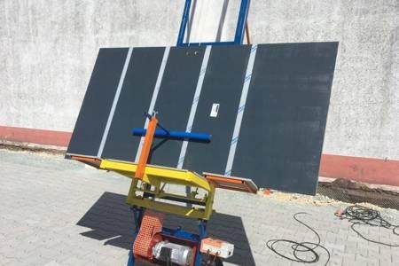 Ferindo Winda dekarska (długość: 14,2 m, udźwig: 400 kg, szybkość posuwu: 15 do 18 metrów na minutę) 09075966