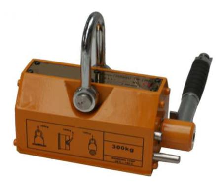 IMPROWEGLE Chwytak magnetyczny z magnesem stałym PKN 0,6 (udźwig: 0,6 T) 3398529