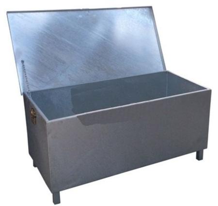 Pojemnik / skrzynia na zużyte świetlówki, filtry (pojemność: 375 L) 13340662