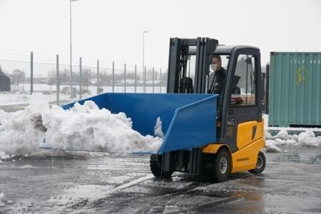 SWARK Pojemnik do śniegu i piasku GermanTech (pojemność: 1000 L) 99724702