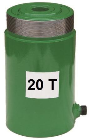 Siłownik przelotowy (wysokość podnoszenia min/max: 60-77mm, udźwig: 20T) 62754006