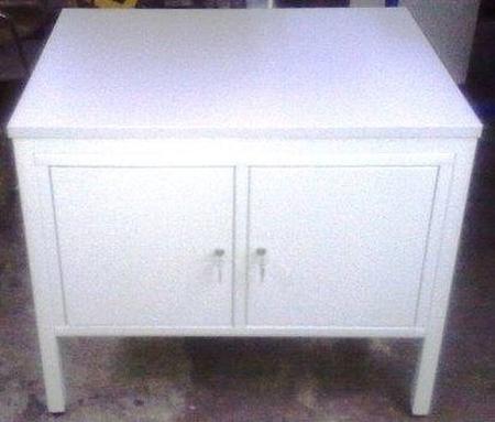 Stół do laboratorium, 2 szafki (wymiary: 1500x800x750 mm) 77156954