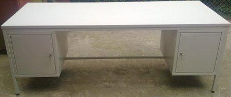 Stół do laboratorium, 2 szafki (wymiary: 2000x800x750 mm) 77156944