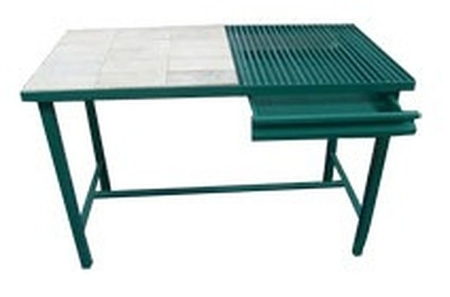 Stół spawalniczy (wymiary: 1800x700x900 mm) 77156867