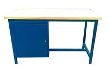 Stół warsztatowy, drzwi (wymiary: 1500x750x900 mm) 77156837