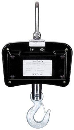 Waga hakowa Steinberg Systems LCD (udźwig: 1T) 45643500